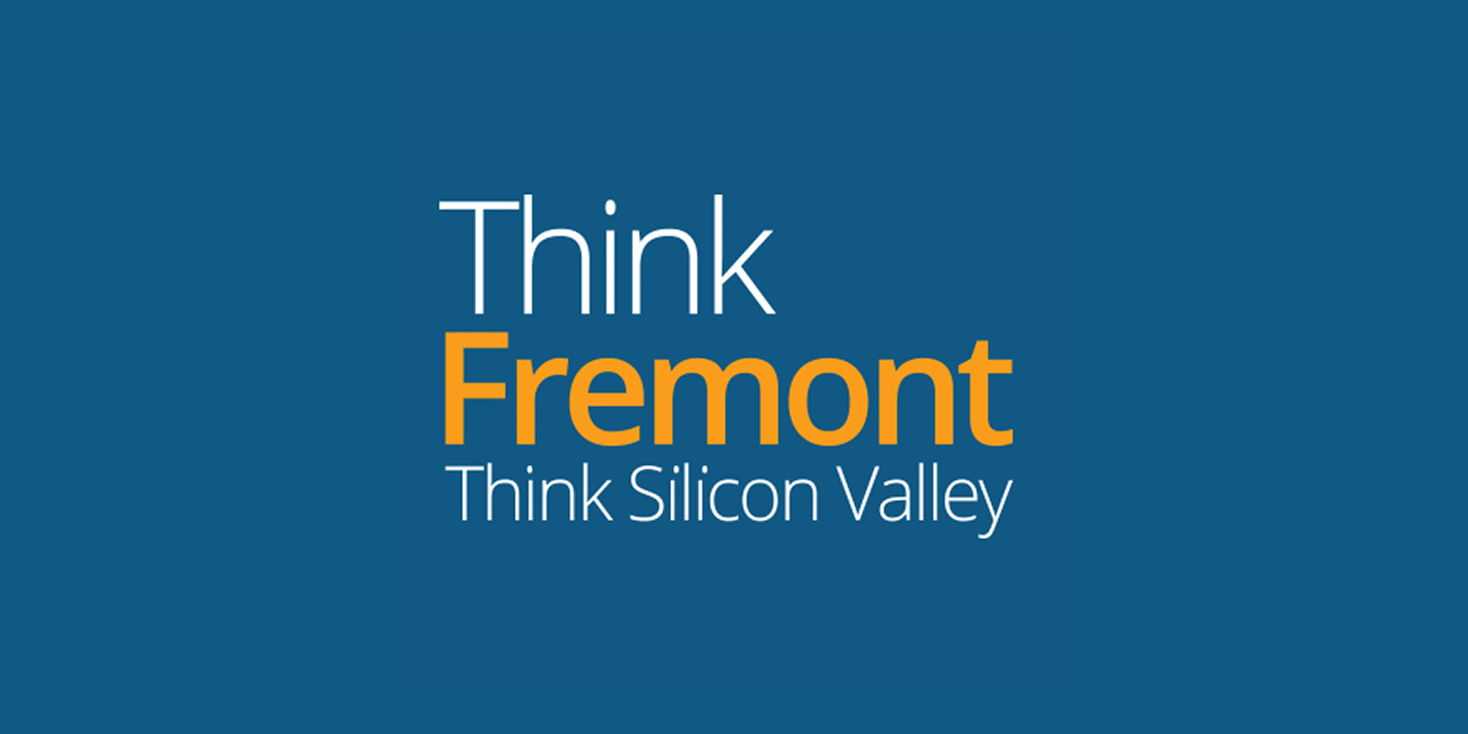 Think Fremont Think Silicon Valley Logo